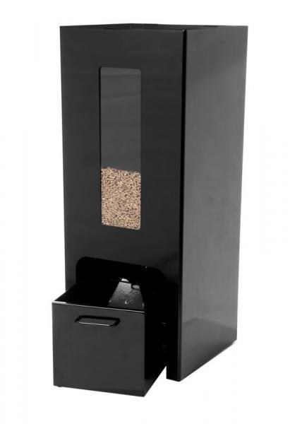 Distri granul la solution pour stocker vos granul s de for Stockage bois interieur