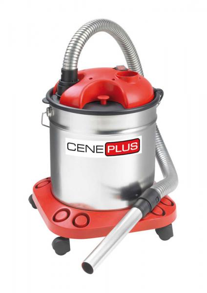 Vide cendre aspirateur cendres ceneplus sur roues 18l 950 watt - Aspirateur cendre pellet ...